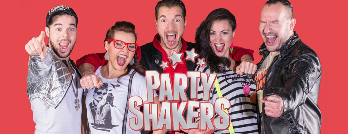 PARTY SHAKERS